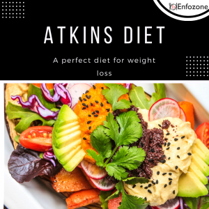 ATKINS DIET-YOUR PERFECT DIET FOR WEIGHT LOSS