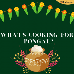 What's Cooking For Pongal?