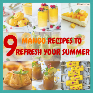 9 Mango Recipes To Refresh Your Summer