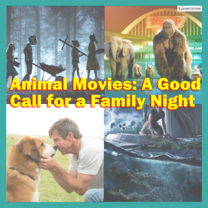 Animal Movies: A Good Call for a Family Night